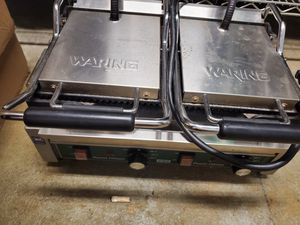 Double Stainless steel Panini press for Sale in Washington, DC