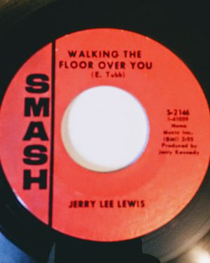 1968 Jerry Lee Lewis 45rpm record for Sale in Arvada, CO