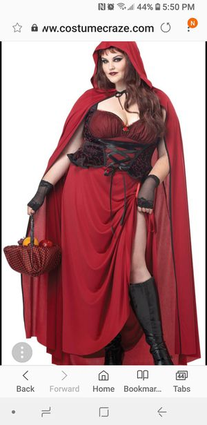 Halloween costumes mens, womens, plus size for Sale in La Vergne, TN