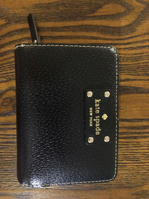 Kate spade wallet black for Sale in Washington, DC
