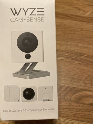 New Wyze Cam + sense / nest / ring doorbell / ecobee / security / camera / google chromecast/ for Sale in Oak Lawn, IL