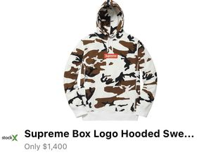 Supreme box logo hoodie for Sale in Buffalo, NY