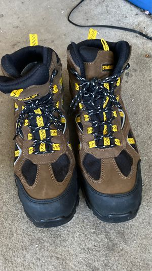 Stanley work boots/ hiking boots for Sale in Lanham, MD