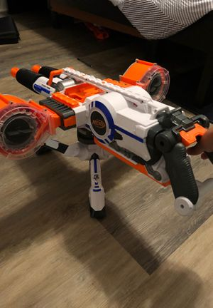 Nerf Rhino-Fire gun (bullets not included) for Sale in Davie, FL