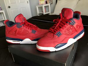 "Air Jordan 4 ""FIBA"" for Sale in Austin, TX"