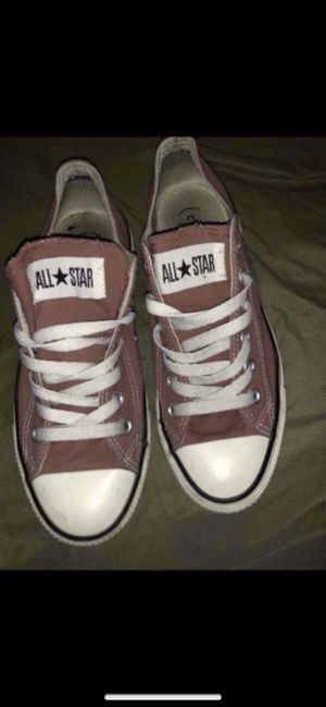 Old red Converse for Sale in Laveen Village, AZ