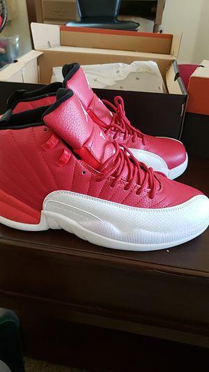 Air Jordan 12 size 10 new for Sale in Sacramento, CA