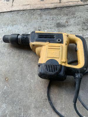 Dewalt chipping hammer for Sale in Hollywood, FL