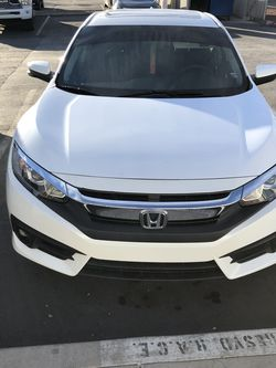 2016 Honda Civic Ex Sedan Turbo for Sale in Las Vegas,  NV