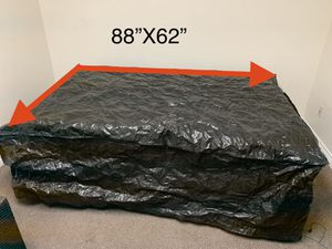 Covers dust or rain cover tarp for Sale in Chino, CA