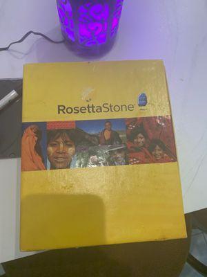 Rosetta Stone 2010 learning Spanish program for Sale in Port St. Lucie, FL