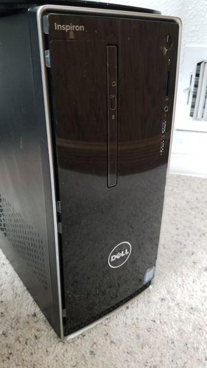 Dell Inspiron 3668 Core i3-7100 Desktop Computer + Keyboard for Sale in Dallas, TX