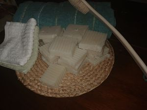 Homemade soap (peppermint) for Sale in Sanger, CA