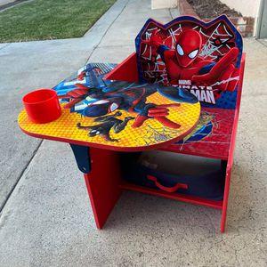 Spider Man Toddler Desk for Sale in Downey, CA