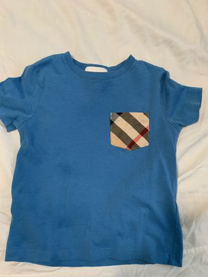 Burberry shirt 5Y for Sale in Temecula, CA
