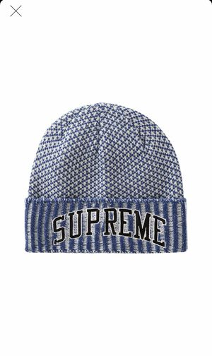 Blue supreme isle beanie for Sale in Los Angeles, CA