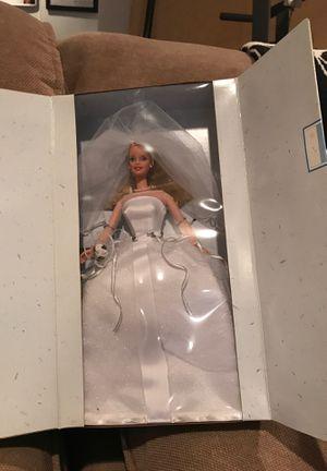 Blushing Bride Barbie for Sale in Fairfax, VA