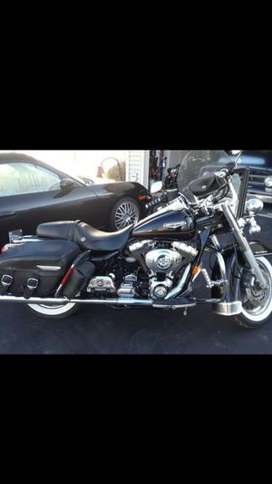 May trade. .... 01 Road King for Sale in Galloway, OH
