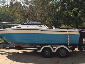 1995 bayliner marine mercury 150 for Sale in Alexandria,  VA