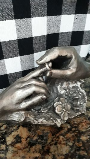 Austin Sculpture by Fisher Wedding Ring for Sale in Lehigh Acres, FL