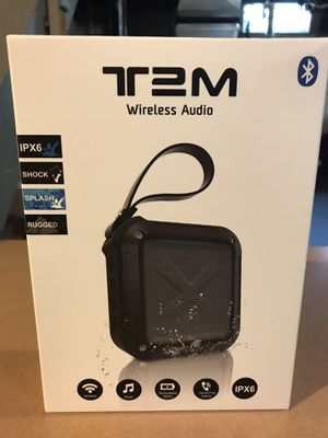 Wireless Bluetooth speaker for Sale in Taylor, MI