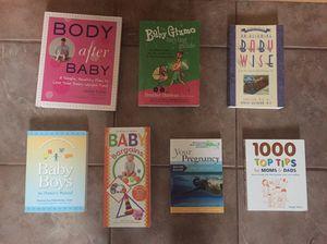 Pregnancy/baby info books for Sale in Ashburn, VA