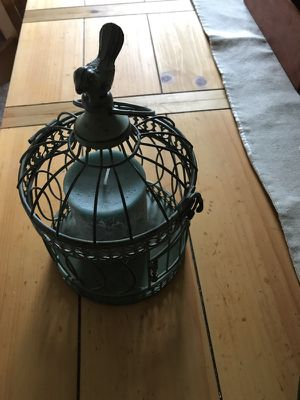Bird cage decoration for Sale in Bethel Park, PA