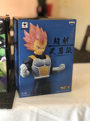 Dragon Ball Super Vegeta Super Saiyan God Statue for Sale! for Sale in Garden Grove, CA