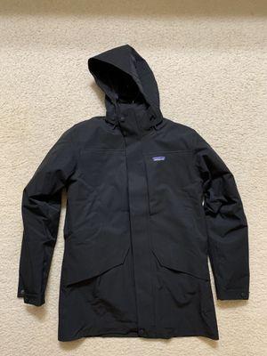Patagonia Men's Tres 3-in-1 Parka Black Small for Sale in Vallejo, CA