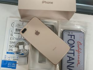 iPhone 8+ 64gb t mobile metro pcs for Sale in Fontana, CA