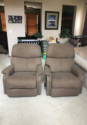 Recliner rockers for Sale in Plainfield, IL