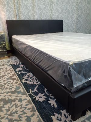 NEW QUEEN MATTRESS & BOX SPRING SET 2PC, BED FRAME IS NOT INCLUDED for Sale in West Palm Beach, FL
