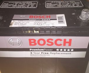 TOP POST. BOSCH. BATTERY for Sale in Cleveland,  OH