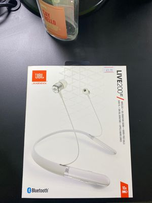JBL Harman Live200BT for Sale in Amarillo, TX