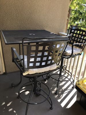 Outdoor balcony or patio furniture for Sale in San Diego, CA