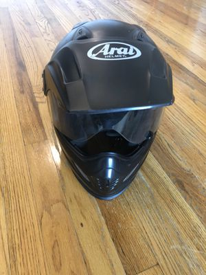 Arai XD3 Snell Helmet- Standard Fit- SIZE XL for Sale in New York, NY