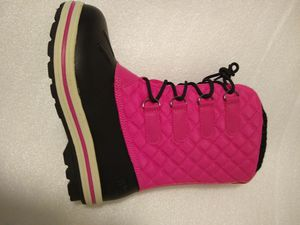 Girls boots size 3 youth new for Sale in Kent, WA