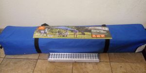 10' x 10' Canopy + Rechargeable LED (500 lumens) for Sale in Fresno, CA