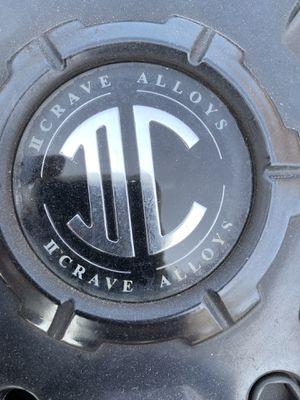 "22"" crave alloys for Sale in Garden City, MI"