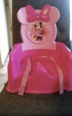 Disney baby booster Seat. for Sale in Portland,  OR