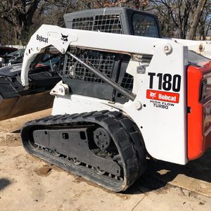 2008 Bobcat T180 Skid Steer for Sale in Seagoville, TX