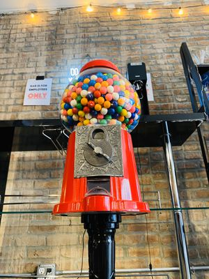 Old fashion gumball machine for Sale in New York, NY