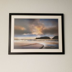 42 5/8inches Wide By 32inches High Ocean Scene Photography for Sale in Port St. Lucie, FL