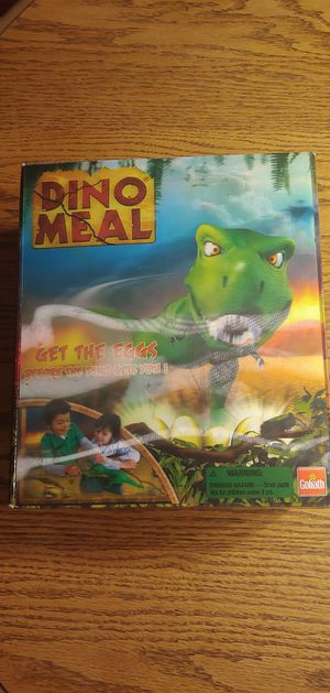 Board Game - Dino Meal game for Sale in Hesperia, CA