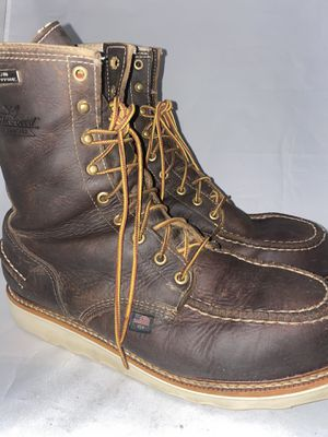 Men preowned Thorogood soft toe boot size 10.5 for Sale in Chula Vista, CA