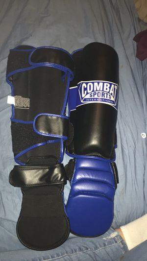 New Combat MMA Shin Pads for Sale in Tulsa, OK