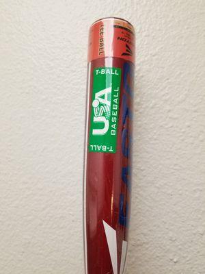 "EASTON BASEBALL T-BALL BAT 25"" 15 oz -10 USA FINISH LINE 2TBM 1 8FLB 2"" dia. Condition is New. for Sale in Phoenix, AZ"