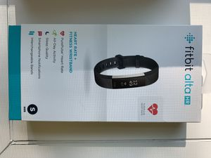 Fitbit Alta HR for Sale in Olympia, WA