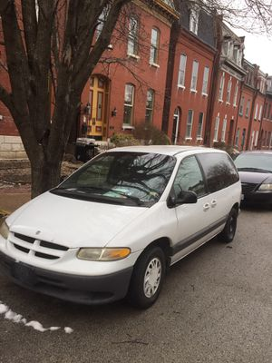 1999 Dodge Caravan $1000. Runs perfectly, very dependable. for Sale in St. Louis, MO