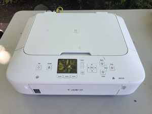 Canon Color Ink Jet Printer / Copier / Scanner ( Bluetooth ) for Sale in Happy Valley, OR